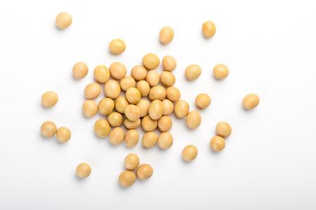 大豆 写真素材