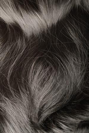 long dark hair: hair background