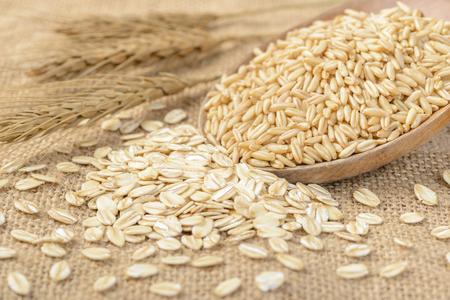 oatmeal Stok Fotoğraf - 39892086