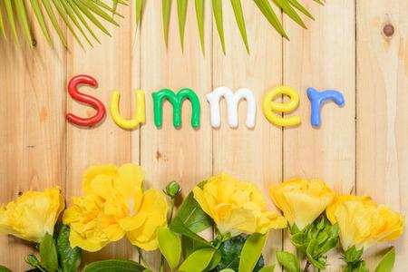 summer: лето Фото со стока