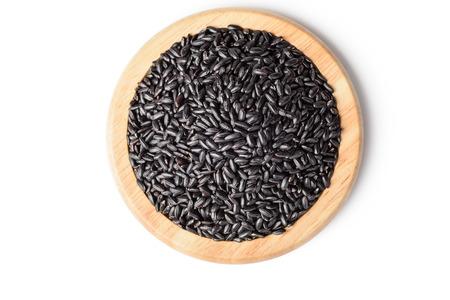 black rice Stok Fotoğraf