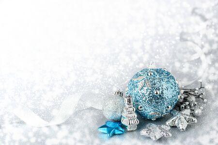 cintas navide�as: bolas de Navidad