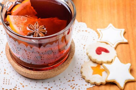 mulled wine: mulled wine