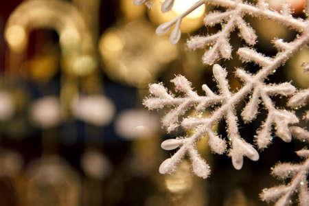 christkindlesmarkt: Ice Crystal Christmas ornament