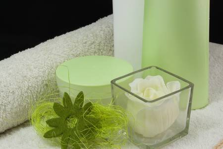 Accessories for relax and pleasant bath