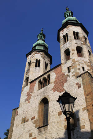 cracow: St  Andrew Church in Cracow
