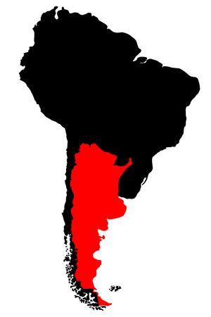 map bolivia: Sudamerica Vectores