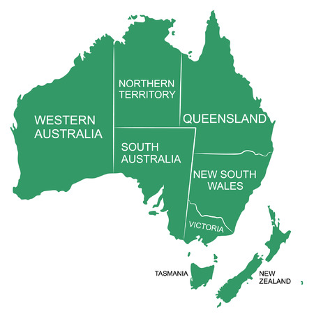 queensland: Australia and New Zealand