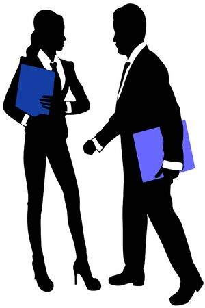 businessman shoes: successful businessman holding folder and walking, business woman walking
