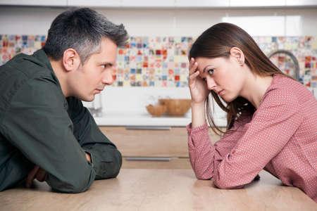 젊은 부부 관계의 어려움