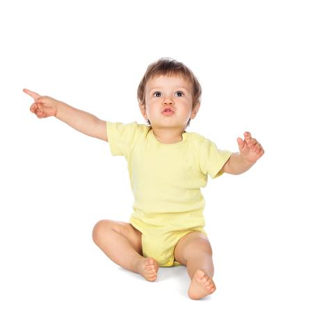 Baby boy 免版税图像