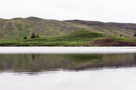the lagoon Stock Photo