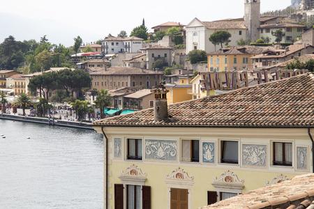 Limone sul Garda Lake of Garda Italy