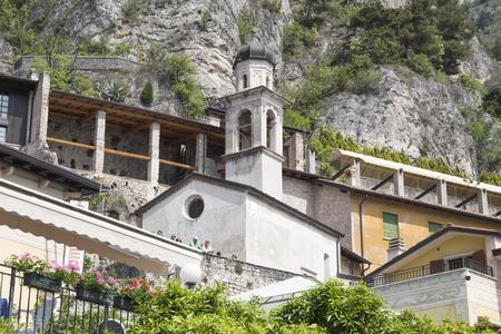 Limone sul Garda, Italy Stock Photo