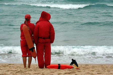 lifeguards lookout