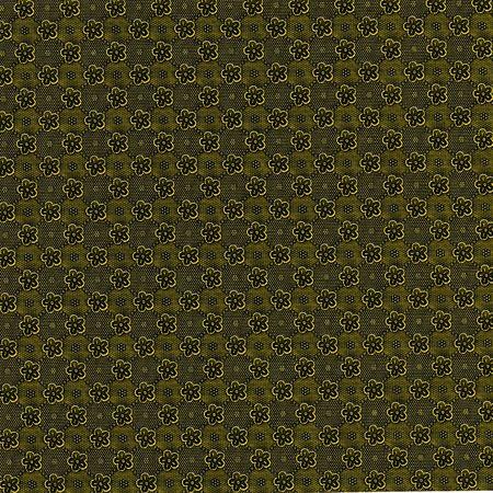 green floral wallpaper pattern photo