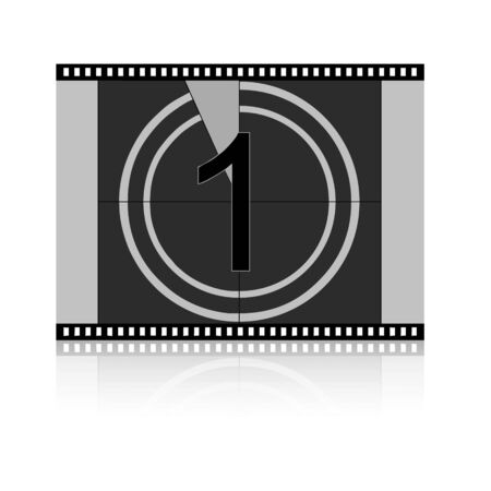 screenplay: Film Countdown at No 1 One