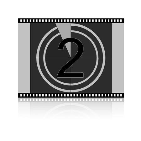 Film Countdown at No 2 Two photo