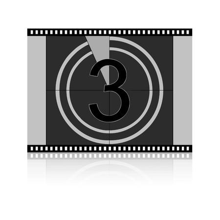 screenplay: Film Countdown at No 3 Three