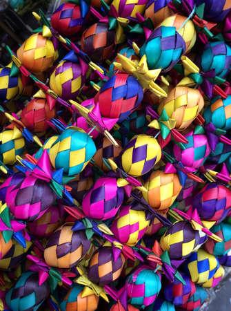 Mexican craft backgounds Stok Fotoğraf