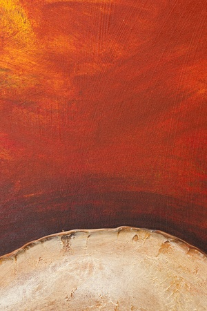 acrylic painting: High resolution abstract acrylic painting on canvas