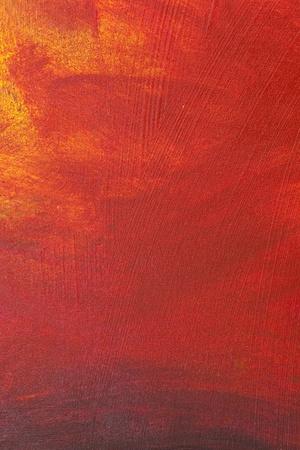 acrylics: High resolution acrylic paint on canvas Stock Photo