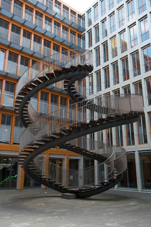 rewriting: Rewriting  the infinite staircase