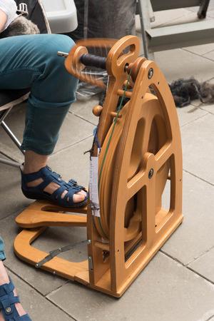 spinner: Spinner machine
