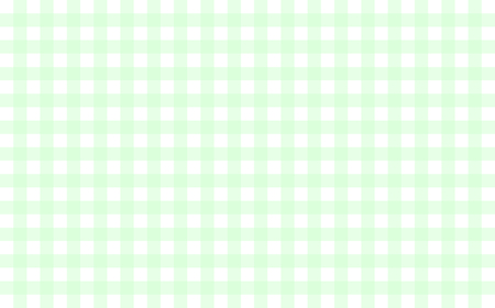 Gingham-like table cloth with mint green and white checks. Symmetrical overlapping stripes in a single solid color against white background, similar to a table or a dish cloth, or a picnic napkin Stock Photo