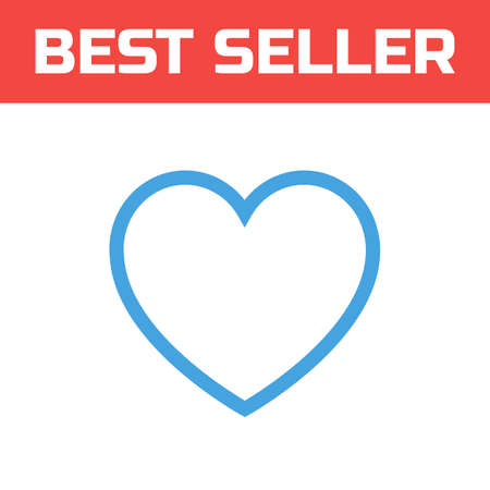 Heart Icon Single High Quality Outline Symbol For Web Design