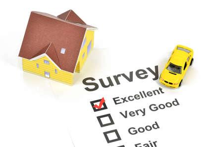 Survey Stock Photo - 12067605