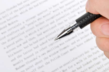 article writing: Writing