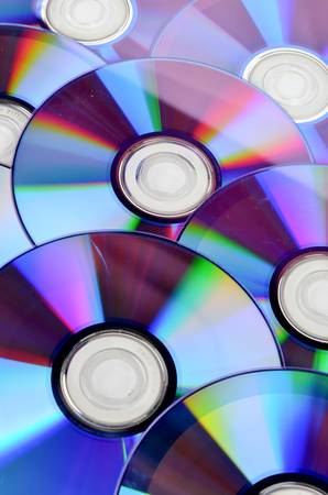 DVD Stock Photo - 12073157