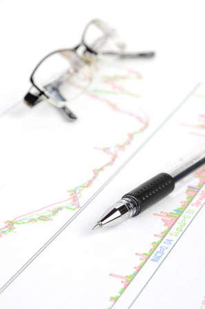Stock trading photo