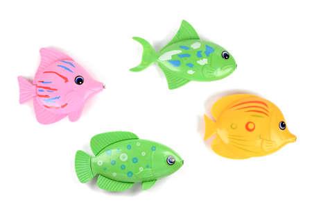 fish toy: Toy pesci Archivio Fotografico
