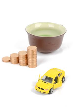 car bills: Business Stock Photo
