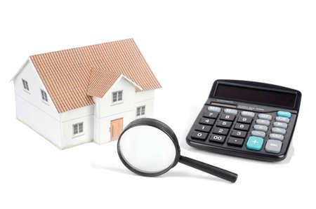 House model photo