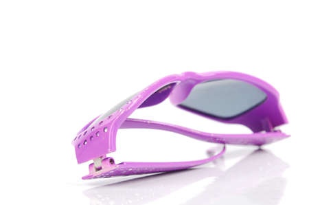 Pink sunglasses photo