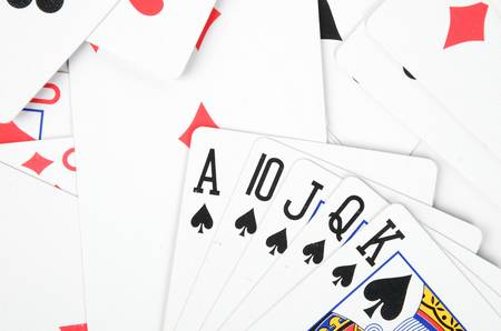 Playing card Stock Photo - 12447073