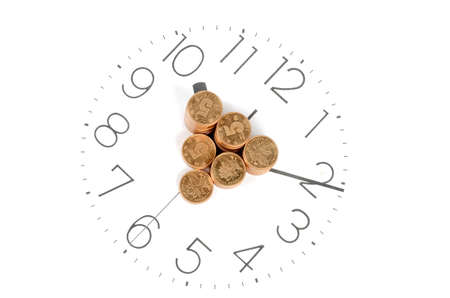 Time is money Stock Photo - 12448928