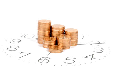 Time is money Stock Photo - 12448869