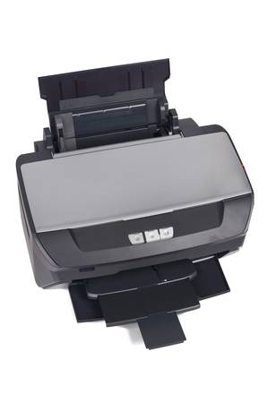 Printer Stock Photo - 12451963