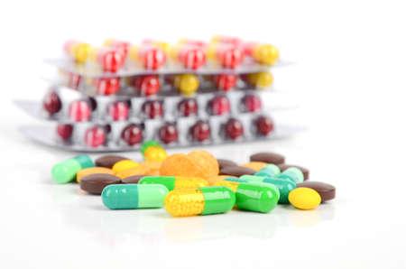 overdose: Capsules