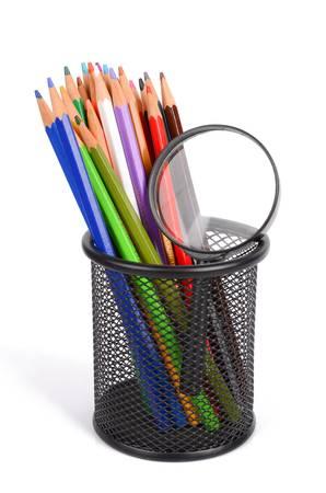 Color pencils Stock Photo - 12460058