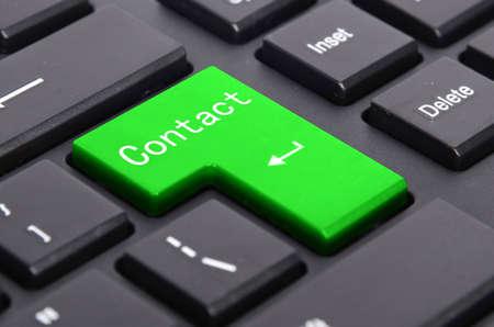 contact info: Tastiera del computer