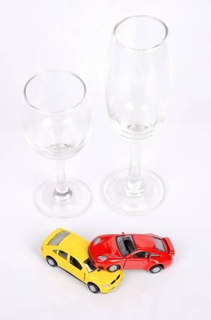 Drunken driving Stock Photo - 12503634