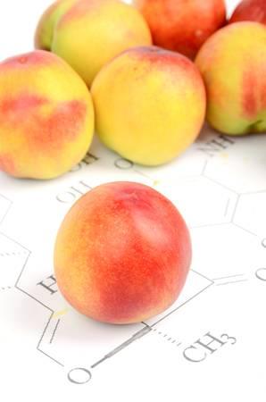 Peaches Stock Photo - 12566234