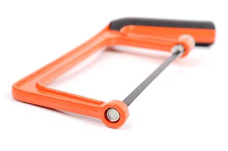 coping: Coping saw Stock Photo