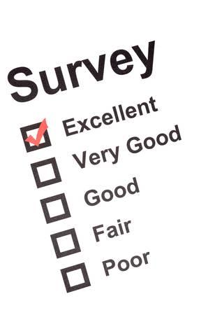 Survey Stock Photo - 12530607