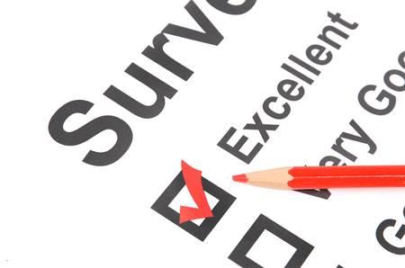 Survey Stock Photo - 12530579